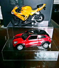 Customize Tiers Clear Acrylic Toy Cars Display Eyewear Display Stand