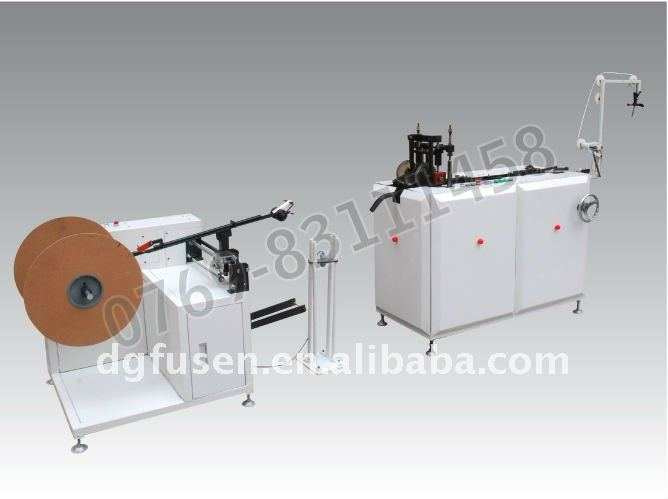 High efficiency Semi-automatic Double-wire Binding Machine for loose-leaf binding