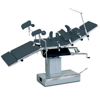Medical Instrument Mobile Manual Surgical Operation Table