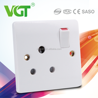 China Alibaba Supplier New Style Factory Directly Provide 15 Amp Switched Socket