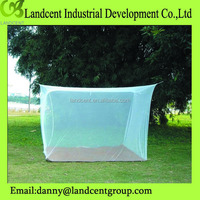 Long Lasting insecticide treated permethrin mosquito net for Africa
