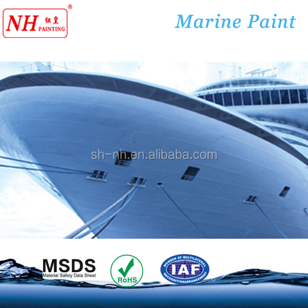 Versatility alkyd paint boat coating