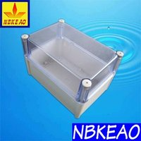 Plastic Equipment Case Electronic & Instrument Enclosures
