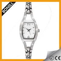 2015 Fashion bling watches japan movement diamond dail watch women