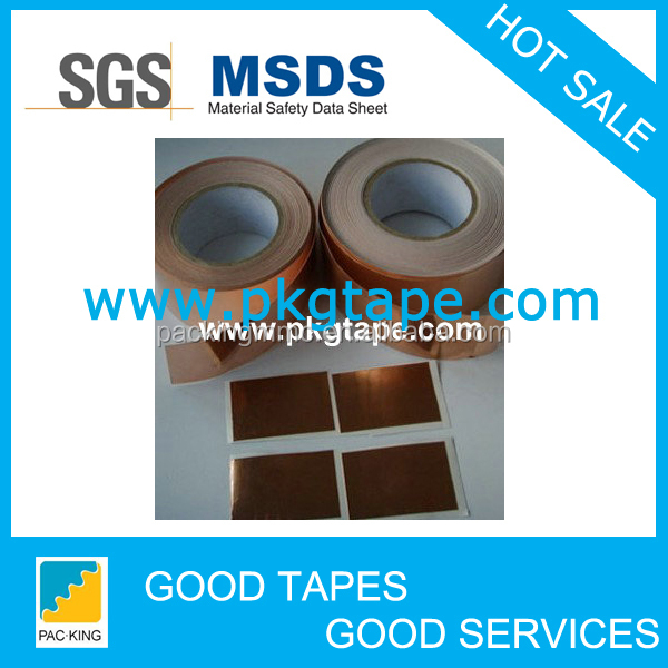 2016 star product One-direction conductive copper foil adhesive tape