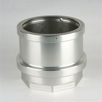 High Quality Anodized custom precision machining auto used cnc part