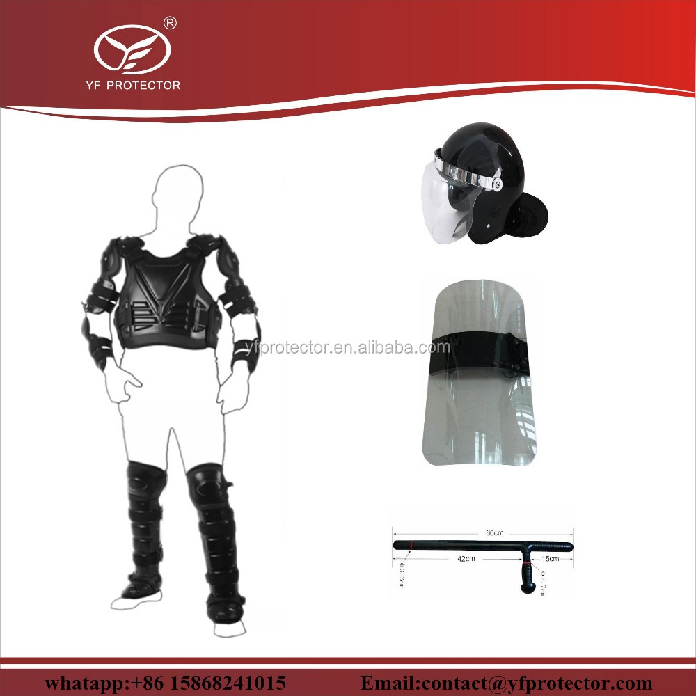 good quality Anti riot safety jacket with CE certification