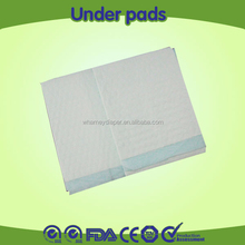 Disposable high absorption pet pads