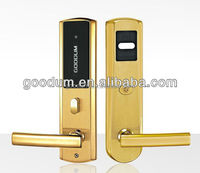 Goodum 2016 Hot Selling High Quality Outdoor Hotel Lock