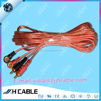 audio video cable optical audio cable RCA Speaker cable price