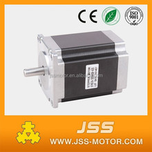 powerful 57mm 1.8 degeree high holding torque nema 23 stepper motor for engraving machine