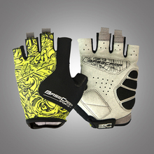 OEM hot sale good quality short finger cycling gloves / heat resistant gloves / waterproof windproof fingerless gloves