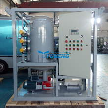 Vacuum Transformer Oil Purifier Manufacturer in Chongqing, China