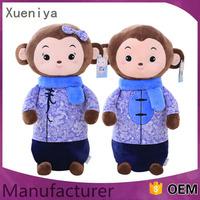 China Wholesale Kids Toys Soft Chinese New Year 2016 Monkey Plush Toy
