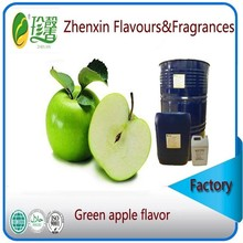 natural and concentrated green apple essence flavour, synthetic green apple flavor and fragrance