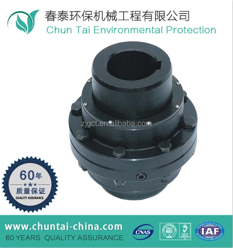 quality CNC SS sleeve gear coupling manufacturer