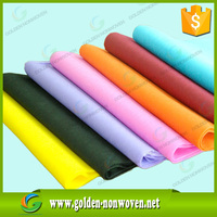 Disposable pp spunbond non-woven tablecloth, raw material non woven fabric in roll for non woven table cloth