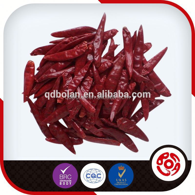 2014 Air Dried Red Dry Chillies