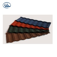 Factory wholesale stone coated metal roof tiles color roof philippines prices best quality