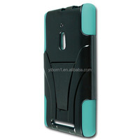 2015 New Coming Impact Tuff Hybrid Cell Phone Case for Nokia NK830
