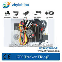 phone sim card gsm gps gprs tracker with multi-area management and geo-fence