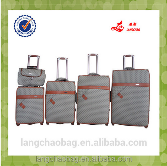 lady travel luggage bag