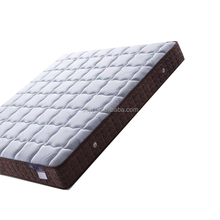 Hot-selling bamboo fabric super king size coconut fiber mattress