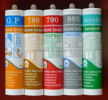 Flexible Silicone Sealant For Roofing