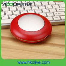 10-12 hours heating time New Design Round electric hot pack