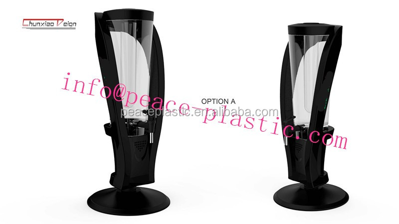2014 Hot sale carlsberg wine dispenser with Ice Tube 3L