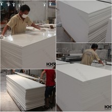 acrylic solid surface sheet used for decorative concrete wall block
