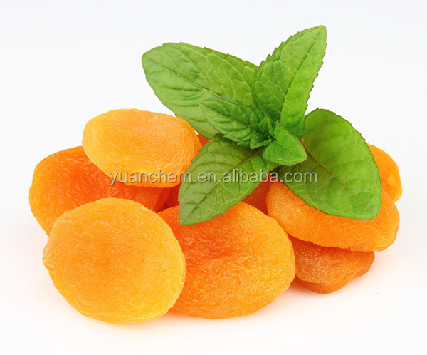 yellow sweet Dried Apricot