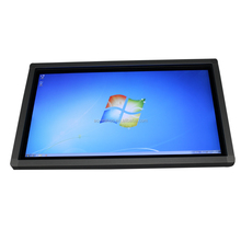 cheap multi touch 55, 65, 70,84 inch LED LCD large touch screen panel all in one pc monitor