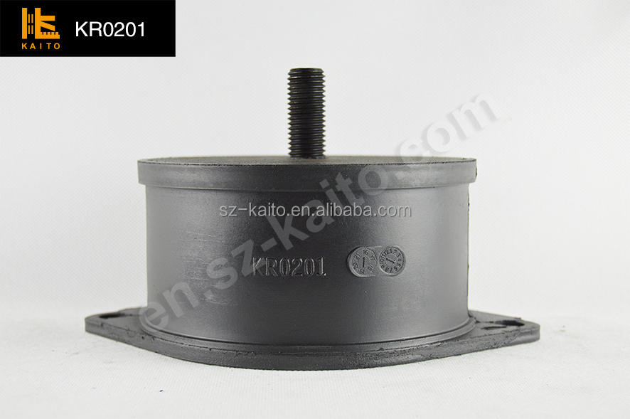 BOMAG Vibratory roller spare parts rubber Shock absorber BW180 BW 212