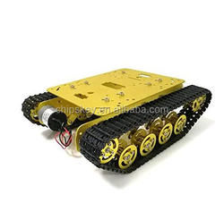 Tank Robot Smart Car Chassis