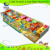 Supermarket indoor soft play big ball pool with slide