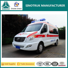 2016 SYKE hot sale 4wd ambulance