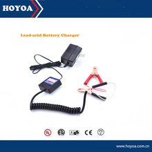 12V 0.4A Lead Acid Battery Charger Universal Child Electric Car Toy Float Car Charger