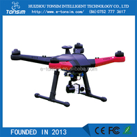 100% Original Best Price Hero 550 5.8G 10CH 4 Axis Remote Control RC Helicopter Quadcopter Drone With HD Camera