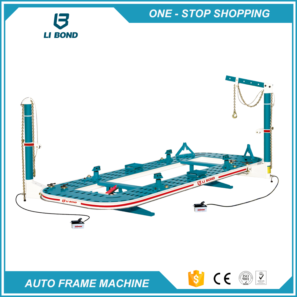 Motorcycles and Truck Frame Machine for Garage
