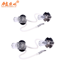 Factory wholesale quartz 24v 70w halogen bulbs with CE and Rohs certificate