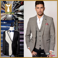 Professional manufacturer customized men dress suits