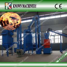 High quality of 0.2~12T/H wood pellet production line / peanut shell pellet production line