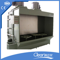 spray painting booth CL-W1010 with water curtain