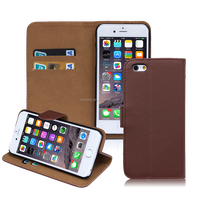 Promotion leather case for iphone 6 phone