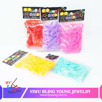 High quality DIY rubber loom bands