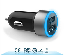 2015 Factory Direct 2 USB ports 4.8A car charger