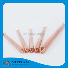 Excellent quality earth Copper bonded earthing bar