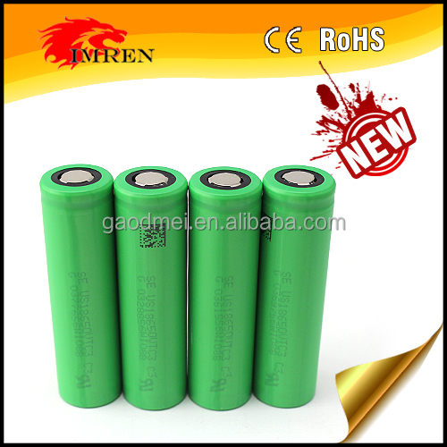 High Quality 100% Authentic 18650 1600mah 30a 3.7v battery V3 VTC3 VTC4 VTC5 Wholesale price