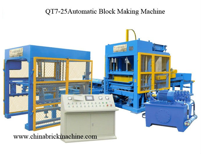 block machine popular in south Africa